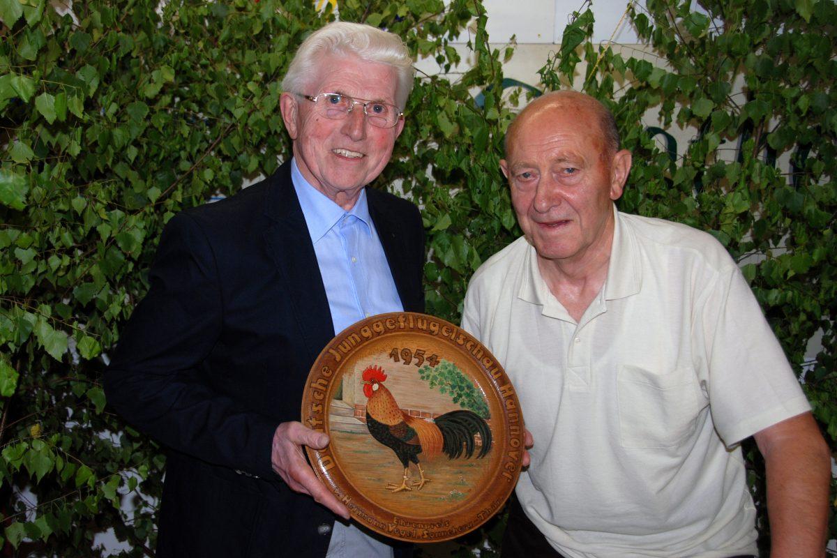 Wir nehmen Abschied von Ehrenvorsitzendem Zuchtfreund H. Buschsieweke
